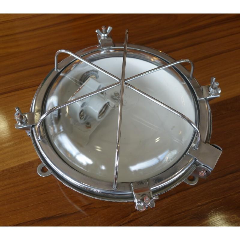 LAMPE DE COURSIVE EN INOX