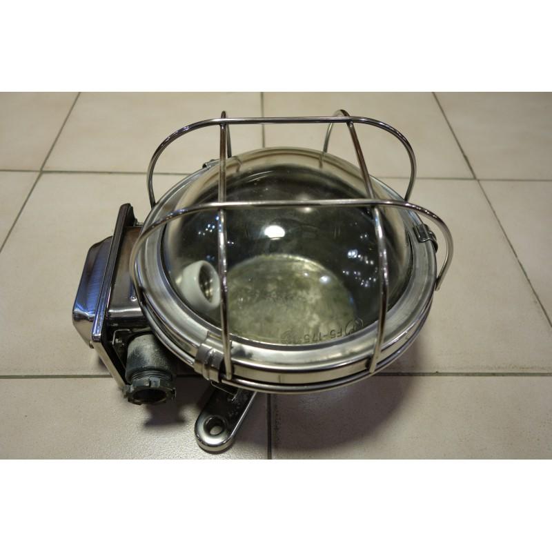 LAMPE DE COURSIVE INOX