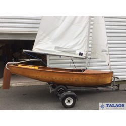 firefly dinghy Uffa Fox