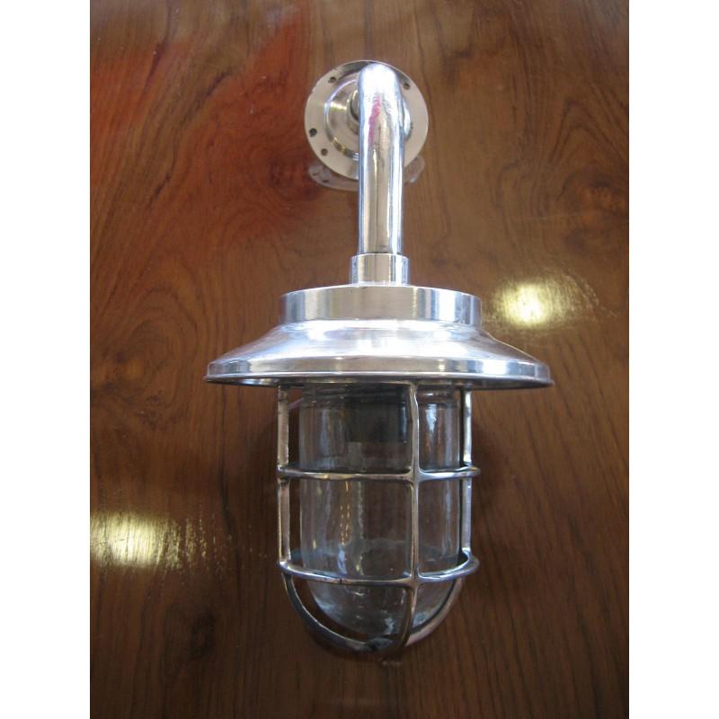 LAMPE DE COURSIVE ALUMINIUM