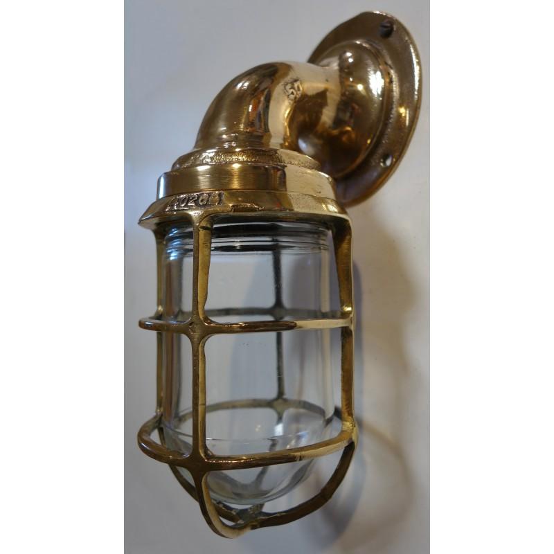 LAMPE DE COURSIVE EN BRONZE